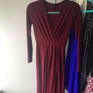 Floor length semi-formal/formal dress